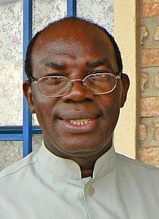 Bishop Elie Buconyori